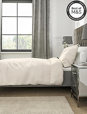 Non-Iron Pure Egyptian Cotton Duvet Cover