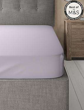 Non-Iron Pure Egyptian Cotton Fitted Sheet