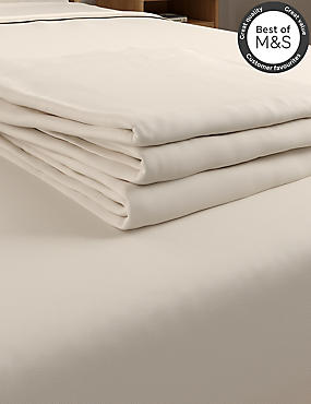 Egyptian Cotton 230 Thread Count Flat Sheet