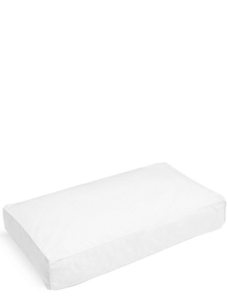 Pure Egyptian Cotton Boxwall 230 Thread Count Pillowcase