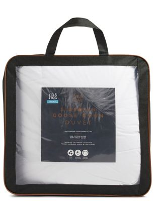 Siberian Goose Down 13.5 Tog Duvet by Marks & Spencer