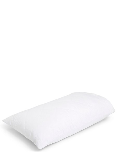Scented Pillow Protector Fresh Linen