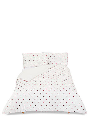 Brushed Cotton Robin Bedding Set