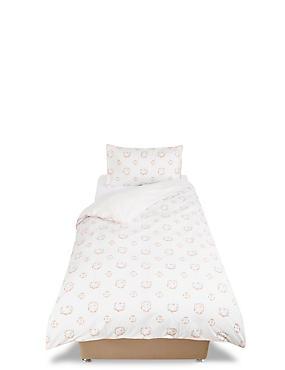 Bunny Floral Bedding Set