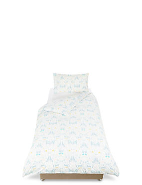 Winter Conversational Bedding Set