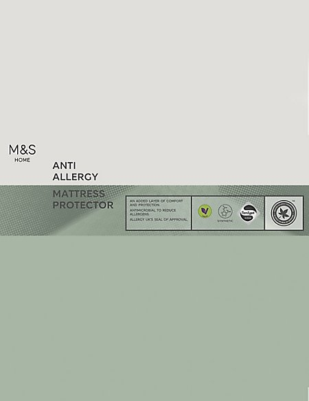 Anti Allergy Mattress Protector