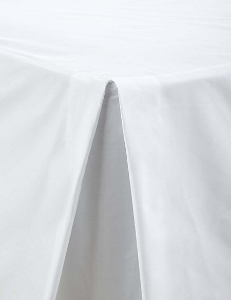 Percale Valance