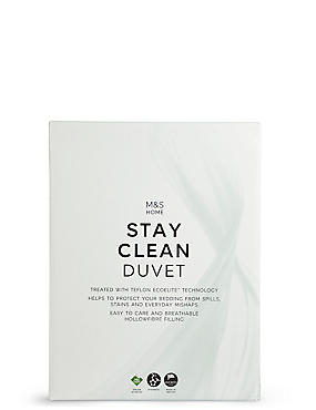 Stay Clean 10.5 Tog Duvet