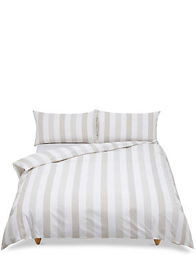 Hadley Striped Bedding Set