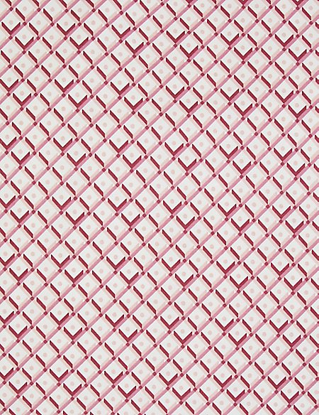 Pure Cotton Geometric Print Bedding Set