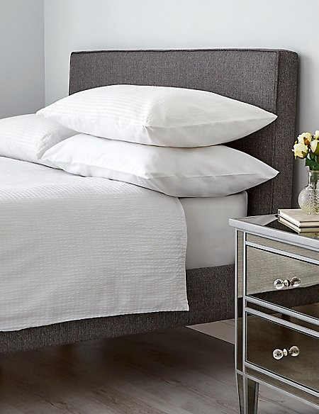 Seersucker Bedding Set