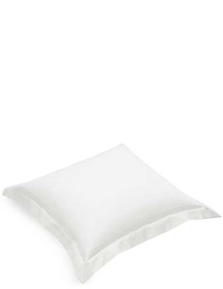 750 Thread Count Luxury Supima® Cotton Sateen Square Pillowcase
