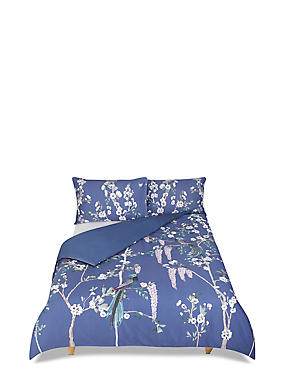 Aurelia Print & Embroidered Bedding Set