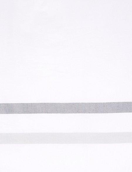 Placement Striped Yarn Dye Bedding Set