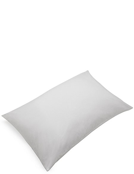 2 Brushed Standard Pillowcases