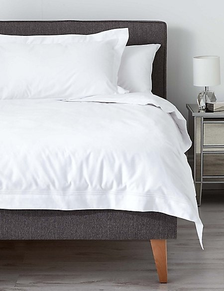Superb 600 Thread Count Supima Sat Deep Fitted Sheet