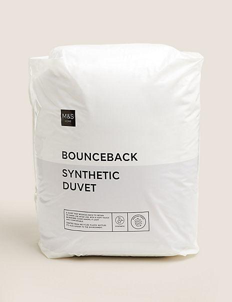 Soft Touch Microfibre Bounceback 4.5 Tog Duvet