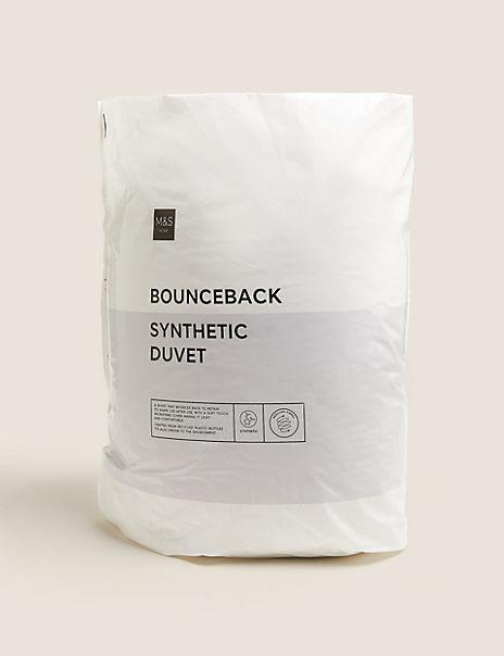 Soft Touch Microfibre Bounceback 13.5 Tog Duvet