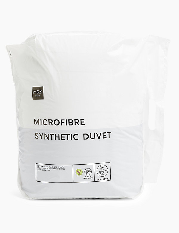 Microfibre 13.5 Tog Duvet | M&S