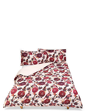 Bird Print Bedding Set