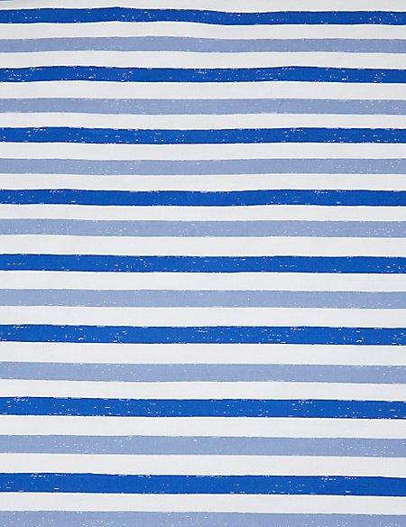 Elliott Printed Stripe Bedding Set