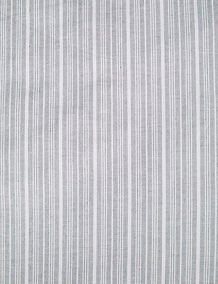 Textured Yarn Dye Striped Bedding Set