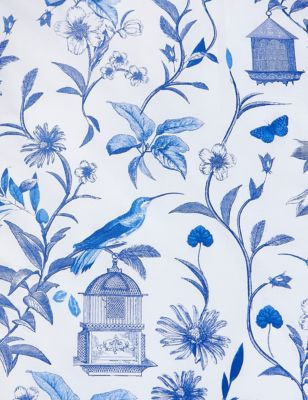 Hummingbird Print Bedding Set by Marks & Spencer