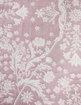 Casual Floral Jacquard Bedding Set