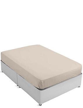 Pure Egyptian Cotton 400 Thread Count Deep Fitted Sheet