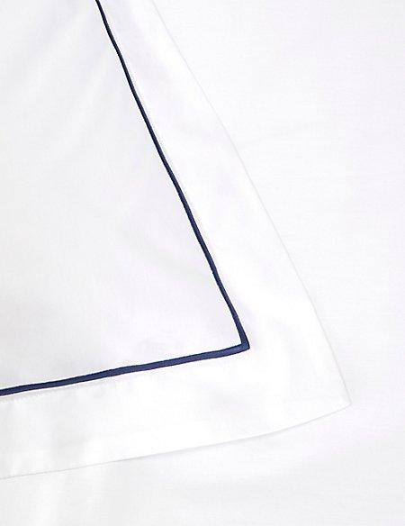 Luxury Satin Embroidered Bedding Set
