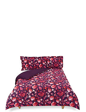 Meghan Floral Print Bedding Set