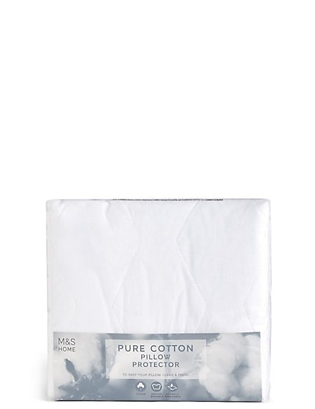 Cotton Pillow Protection