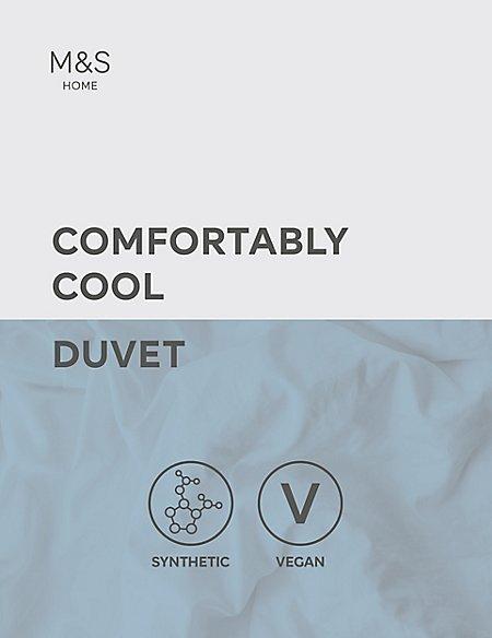 Comfortably Cool 1 Tog Duvet