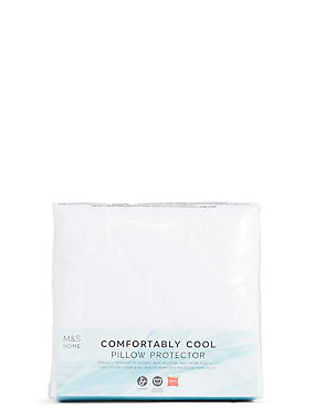 Comfortably Cool Pillow Protector