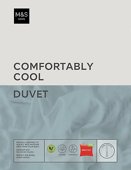 Comfortably Cool 3 Tog Duvet