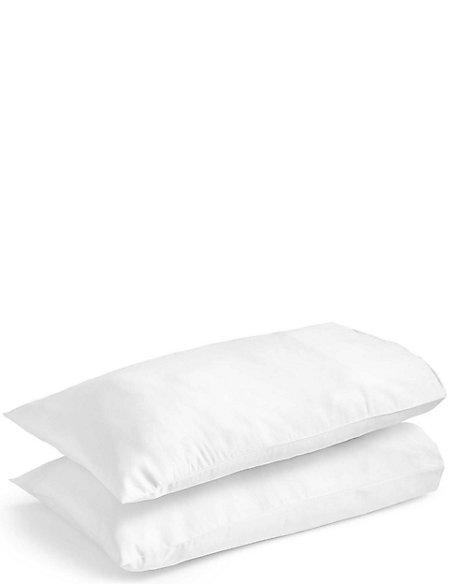 Egyptian Cotton Sateen Housewife Pillowcase