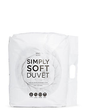 Simply Soft 4 5 Tog Duvet