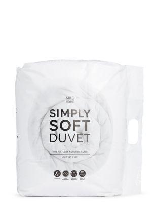 size super king size 6 ft 13 5 tog duvets pillows m s Pillow Plastic Bags simply soft 13 5 tog duvet