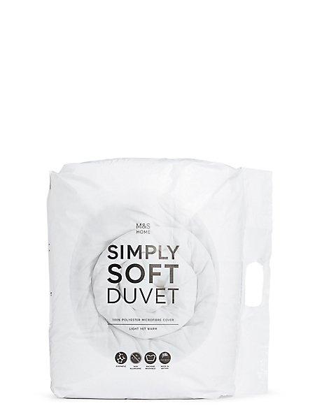 Simply Soft 13.5 All Season Tog Duvet