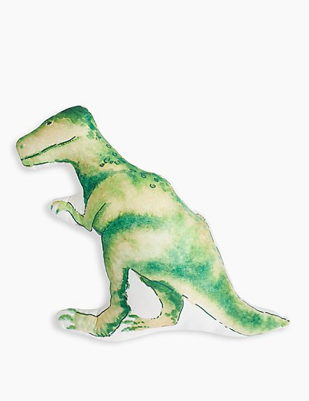 3D Dinosaur Cushion