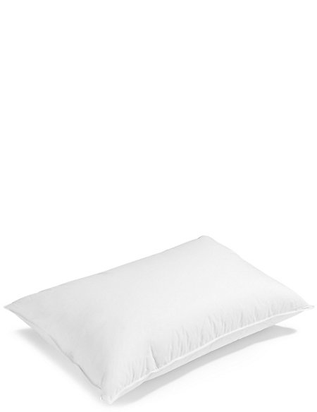 Luxury White Duck Down Pillow