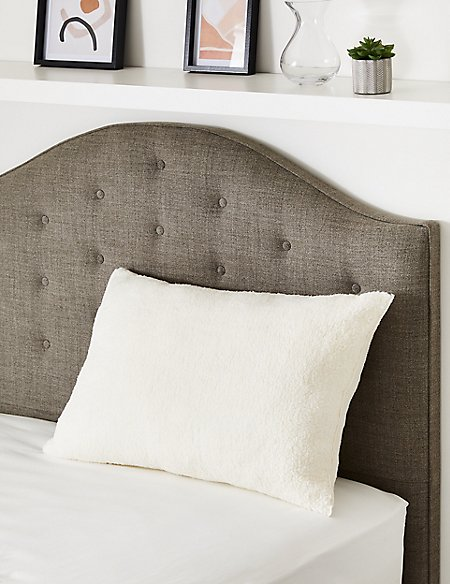 Teddy Fleece Pillow