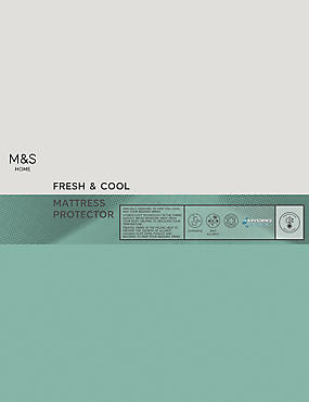 Fresh & Cool Mattress Protector