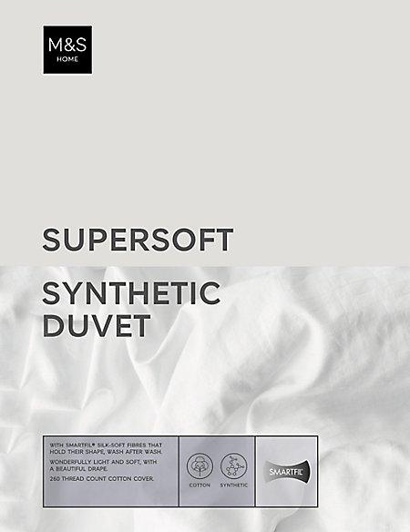 Supersoft 13.5 Tog Duvet