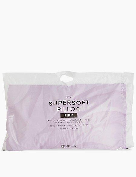 Supersoft Firm Pillow