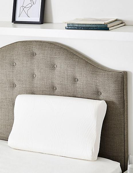 Memory Foam 3 Way Contour Pillow