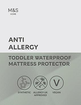 Anti Allergy Toddler Mattress Protector