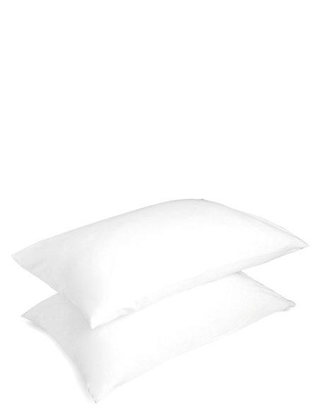 Jersey Housewife Pillowcase Pair