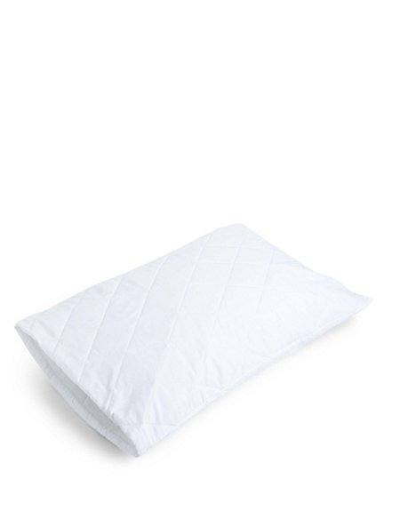 Supremely Washable Pillow Protector