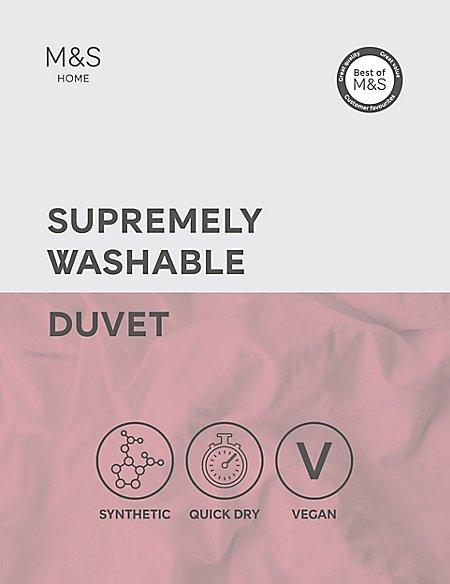 Supremely Washable 13.5 Tog Duvet